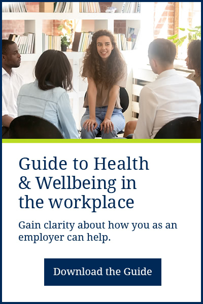 Health and Wellbeing in the Workplace