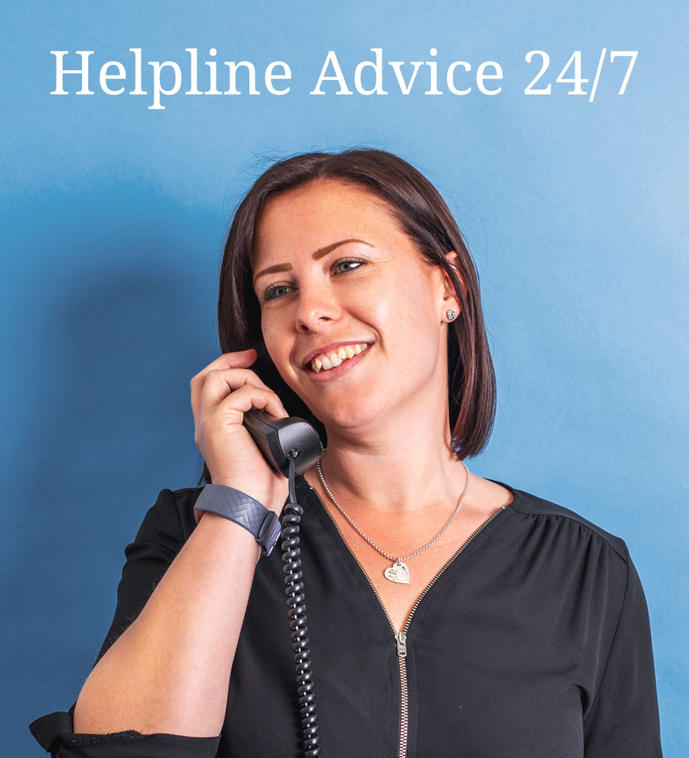 Learn About Our Helpline