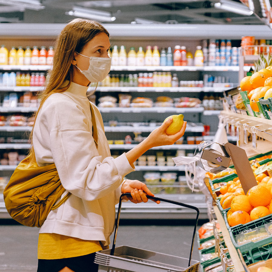 Guidance on Face Coverings in Retail and Shops JULY 24TH